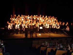 3 chorales réunies pour 3 chants communs